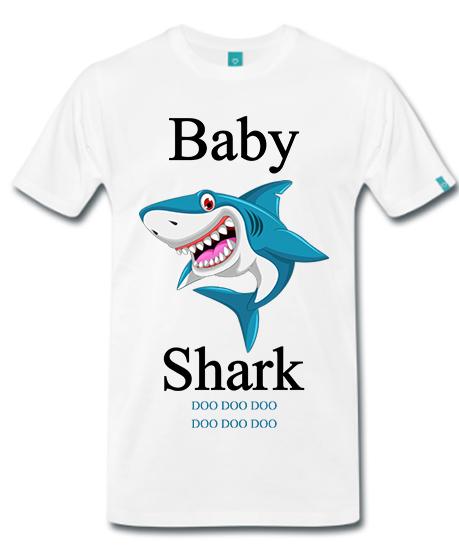 bambino BABY SHARK